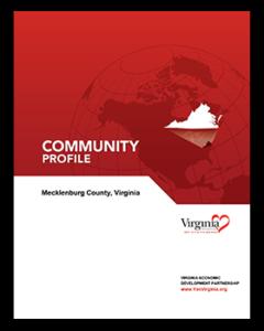 mecklenburg county va community profile